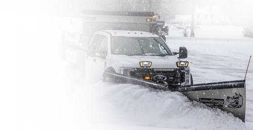 SnowDogg® Snow Plows