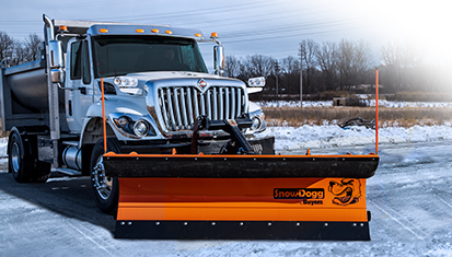 SnowDogg® Snow Plows | Buyers Products