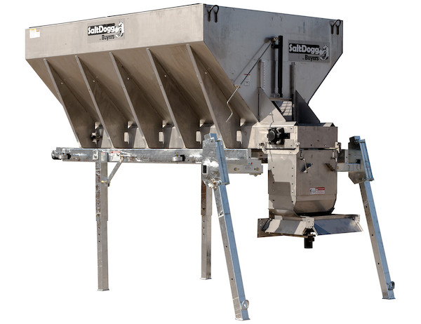 SaltDogg® Galvanized Spreader Stand