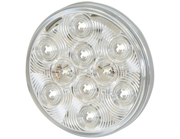 4 Inch Round LED Interior Dome Light