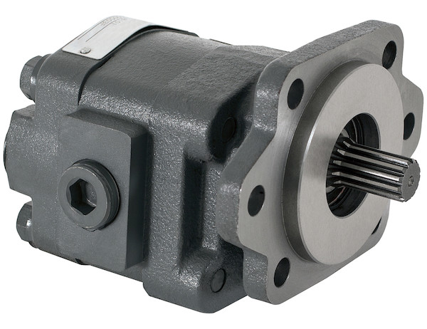 H21 Series Hydraulic Gear Pump with Spline Shaft
