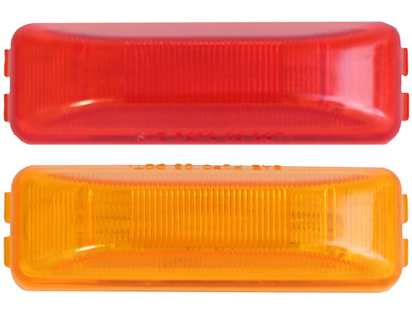 3.75 Inch Rectangular Incandescent Marker/Clearance Light