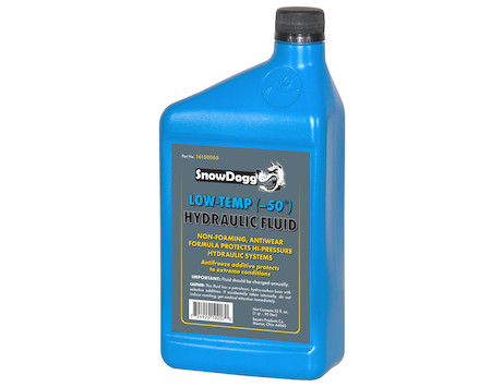 SnowDogg™ Low-Temperature Blue Hydraulic Fluid