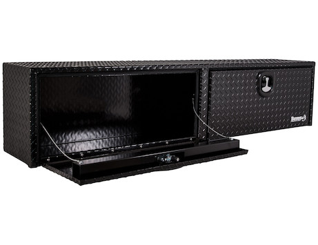 Black Diamond Tread Aluminum Topsider Truck Box
