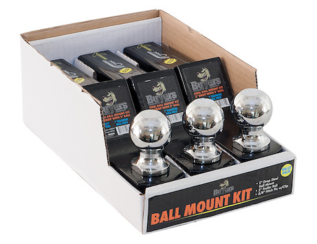 2-5/16 Inch Ball Mount Kits