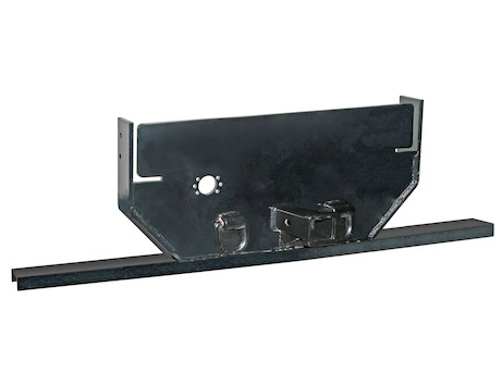 Hitch Plate with 2 Inch Receiver Tube