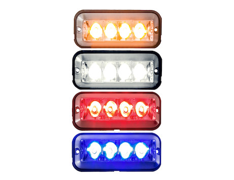 5 Inch Rectangular LED Strobe Light Series