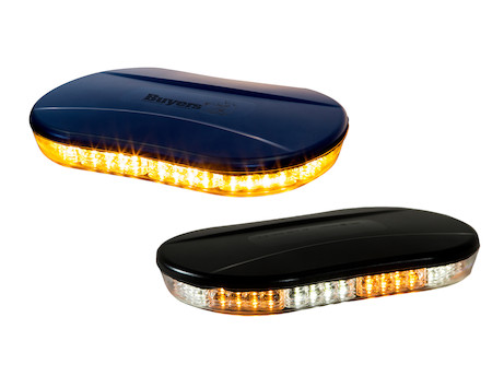 Class 1 Low Profile Oval LED Mini Light Bar