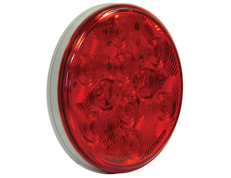 4 Inch Round Stop/Turn/Tail Light with 10 LEDs