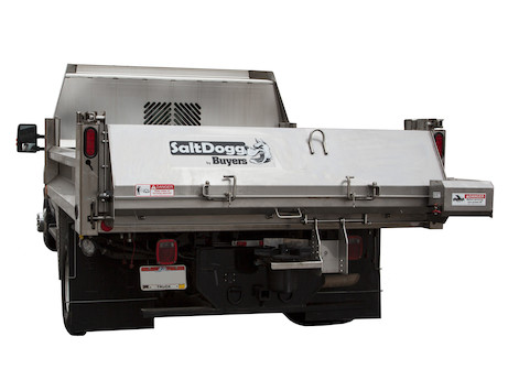 SaltDogg® Hydraulic Carbon Steel Under Tailgate Spreader