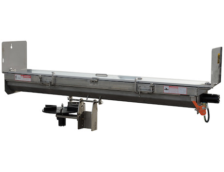 SaltDogg® Hydraulic Under Tailgate Spreader with Extended End Plates