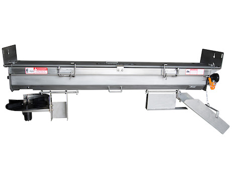 SaltDogg® Heavy Duty Hydraulic Under Tailgate Spreader