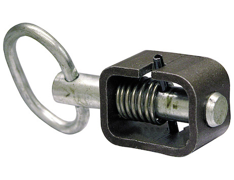 Weld-On Spring Latch