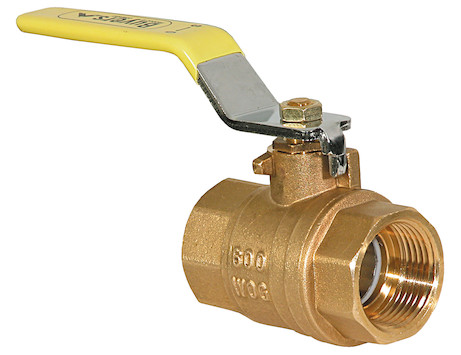 Full Flow Ball Valve