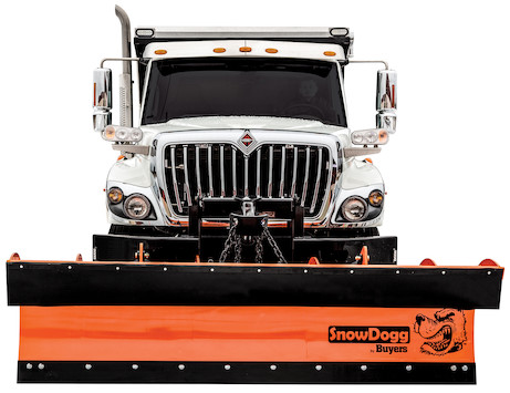 SnowDogg™ 36 Inch Full Trip Steel Municipal Plow Assembly