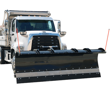 SnowDogg® SuperJ™ Municipal Snow Plow