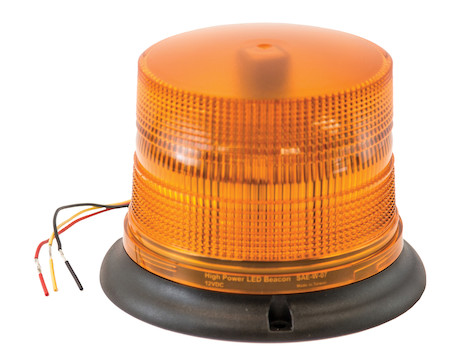 Class 1 6.5 Inch Wide LED Strobe Beacon