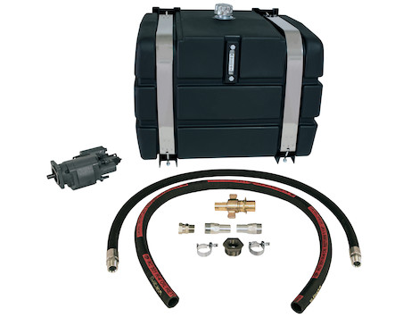 Side-Mount Reservoir/Direct Mount Pump Wetline Kit